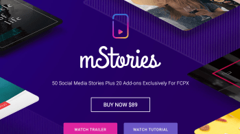 MotionVFX - mStories 2