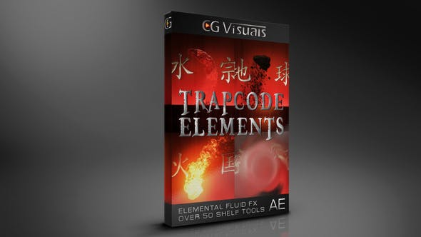 Videohive Trapcode Elements