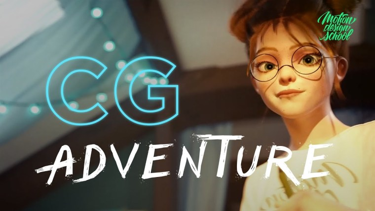 Motion Design School - CG Adventure