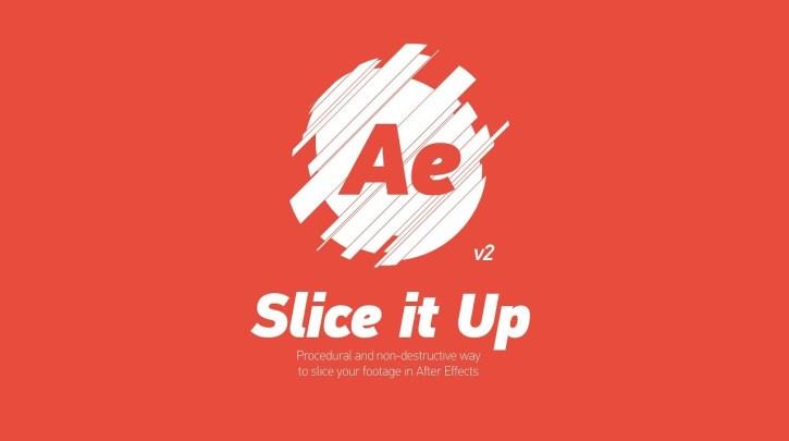 Aescripts Slice it Up