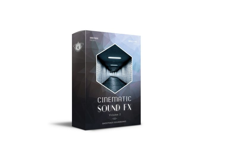 Ghosthack - Cinematic Sound FX 2