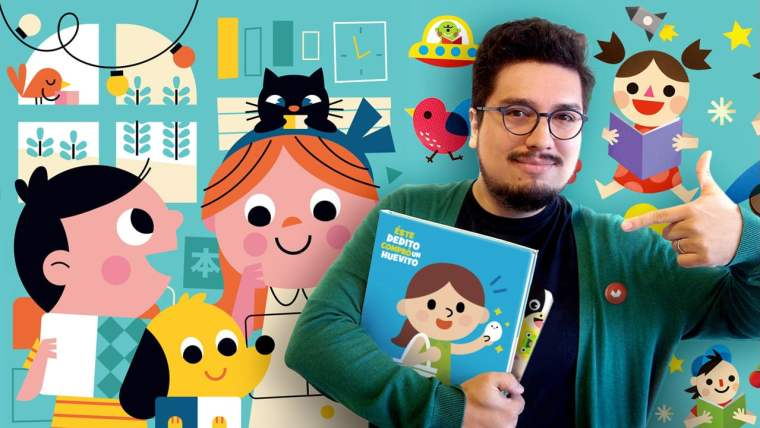 Domestika - Illustration and Design of Children's Books