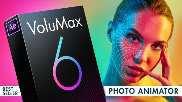 VoluMax - 3D Photo Animator V6