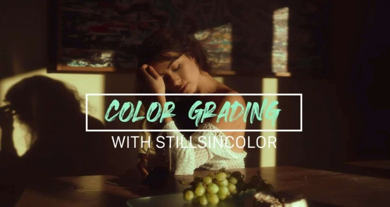 Gumroad - Stillsincolor Color Grading Tutorial