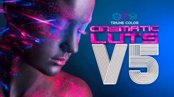 Triune Color - Cinematic Luts V5