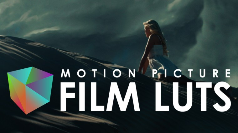 Color Grading Central - Motion Picture Film LUTs - Pro