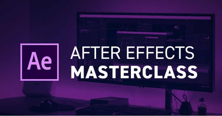 Yes Im a Designer – After Effects CC 2019 MasterClass