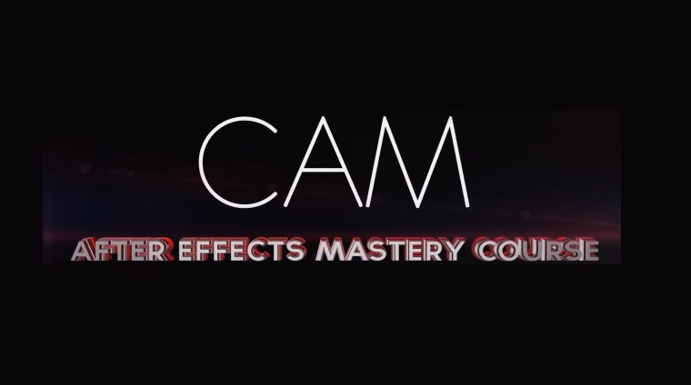 Livenowmedia - After Effects Mastery Course By Cameron Erman
