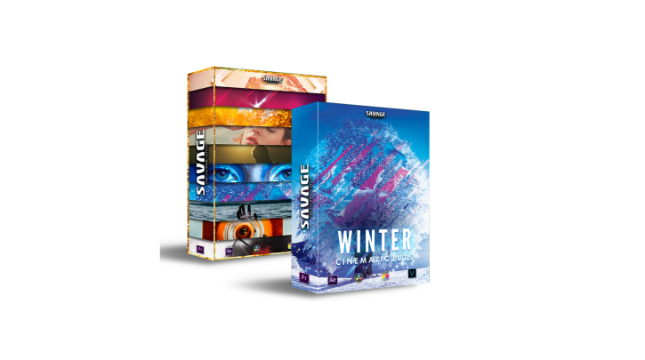 Savageluts - WINTER + ALL LUTS PACK