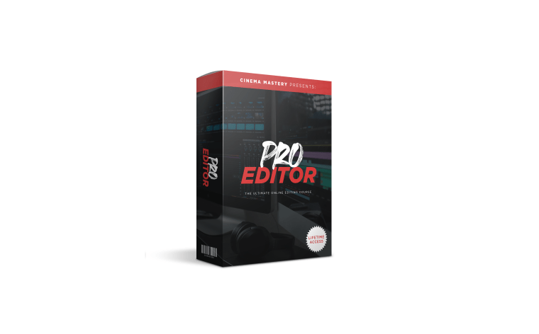 Pro Editor - The Complete Editing Course