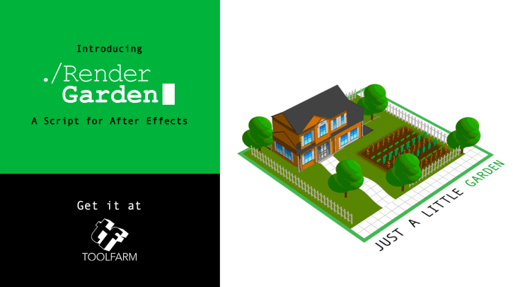Toolfarm RenderGarden