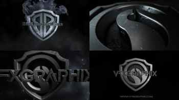 Videohive Dark Shield Logo 30898634