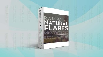 Rampant Studio Tools - Natural Flares