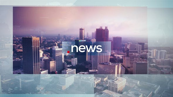 Videohive News Broadcast Pack 30746432