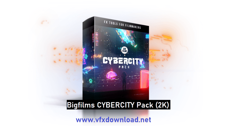 Bigfilms CYBERCITY Pack (2K)