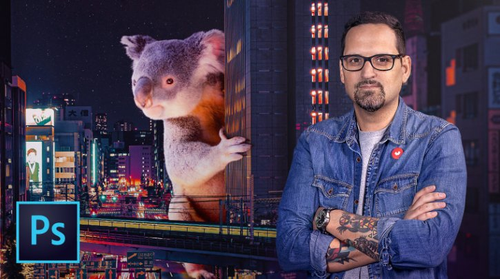 Surrealistic Photomontage with Photoshop By Carlos Jimenez Varela