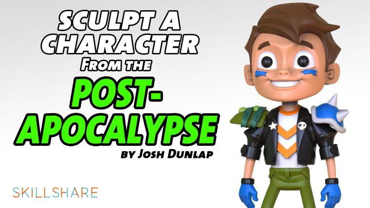 Sculpt a Character from the Post-Apocalypse By Josh Dunlap