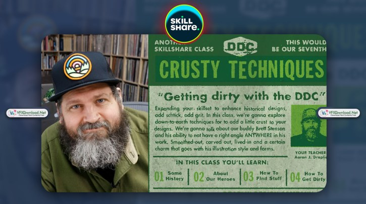 Dirty Design With Draplin: Crusty Techniques to Create Truly Original Work By Aaron Draplin