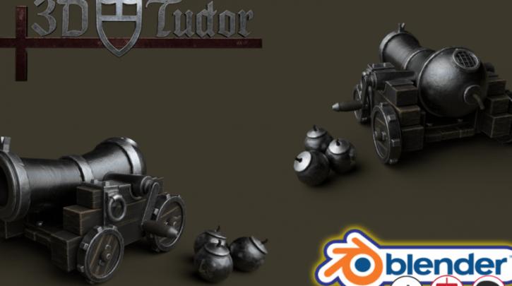 Blender 2.8 & More: Stylised 3D Game Model Complete Beginners Guide By 3D Tudor Neil Bettison