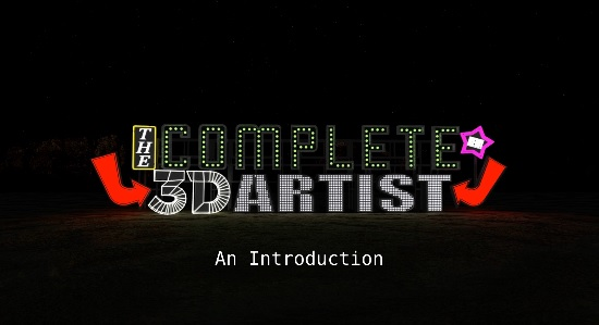 The Complete 3D Artist: Learn 3D Art by Creating 3 Scenes By Stephen Woods