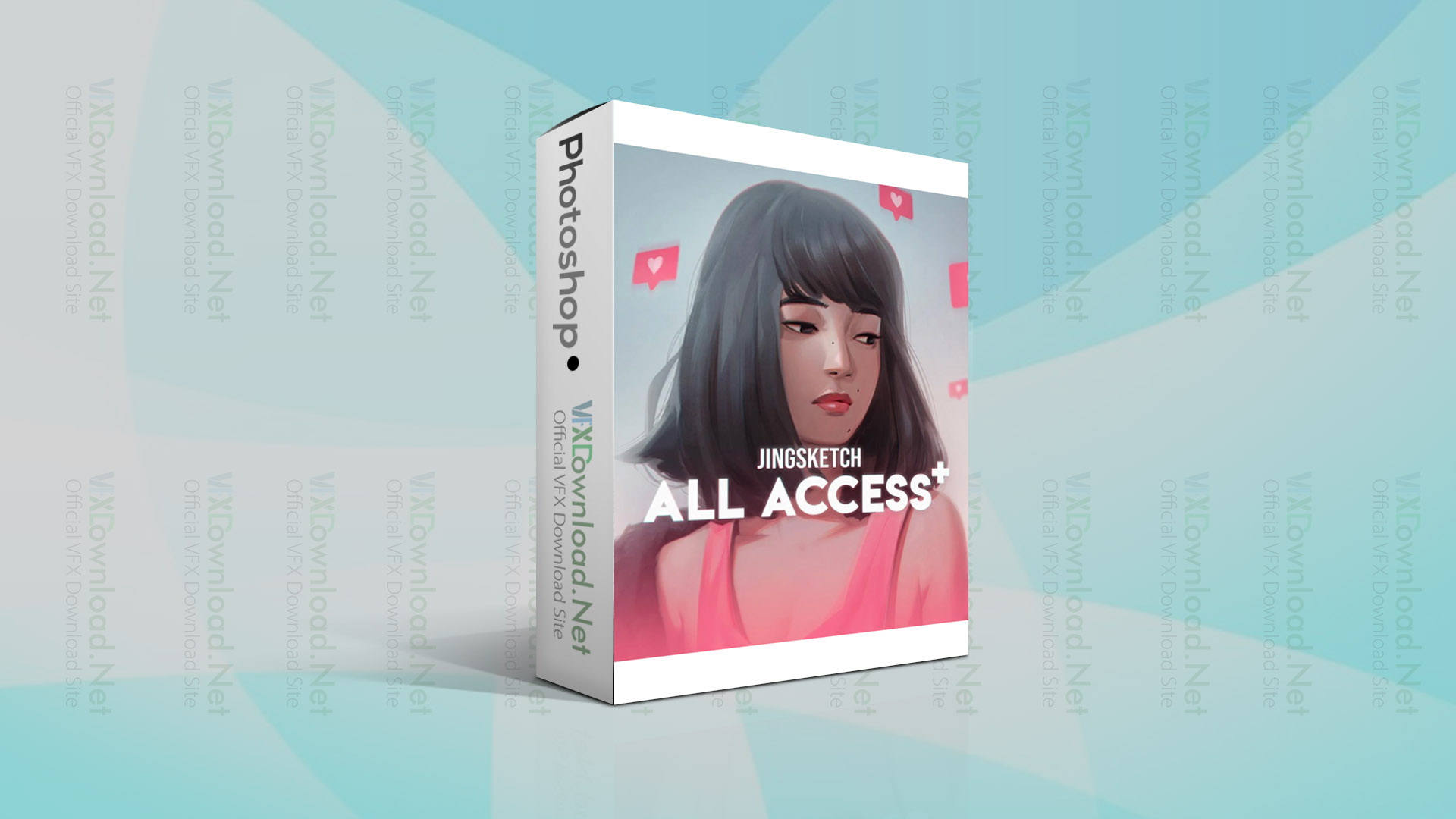 Gumroad - JingSketch All Access+ Package