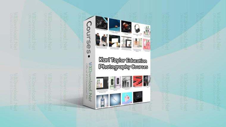 Karl Taylor Education Photography Courses Complete Bundle