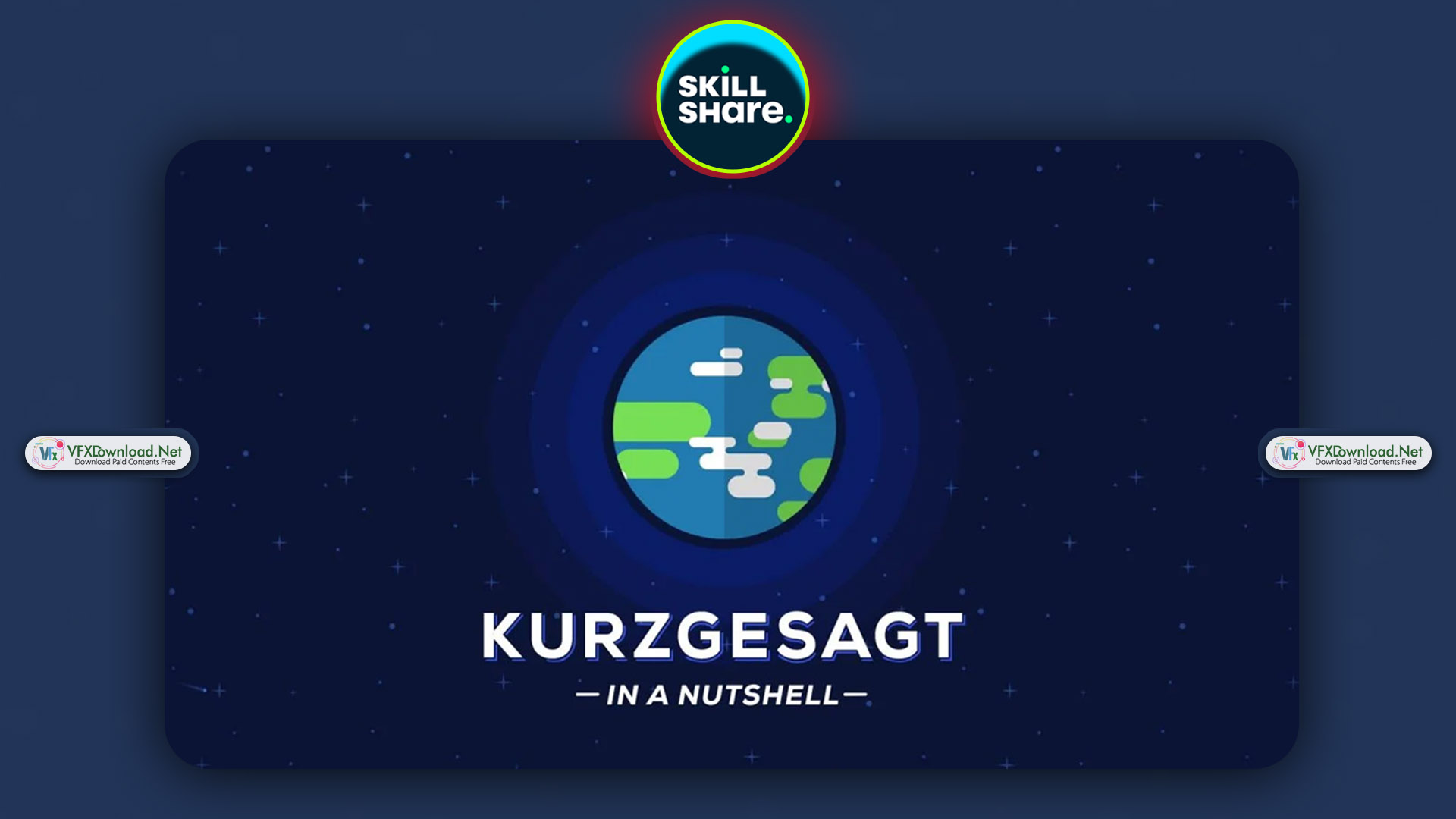 Motion Graphics with Kurzgesagt (3 Parts)