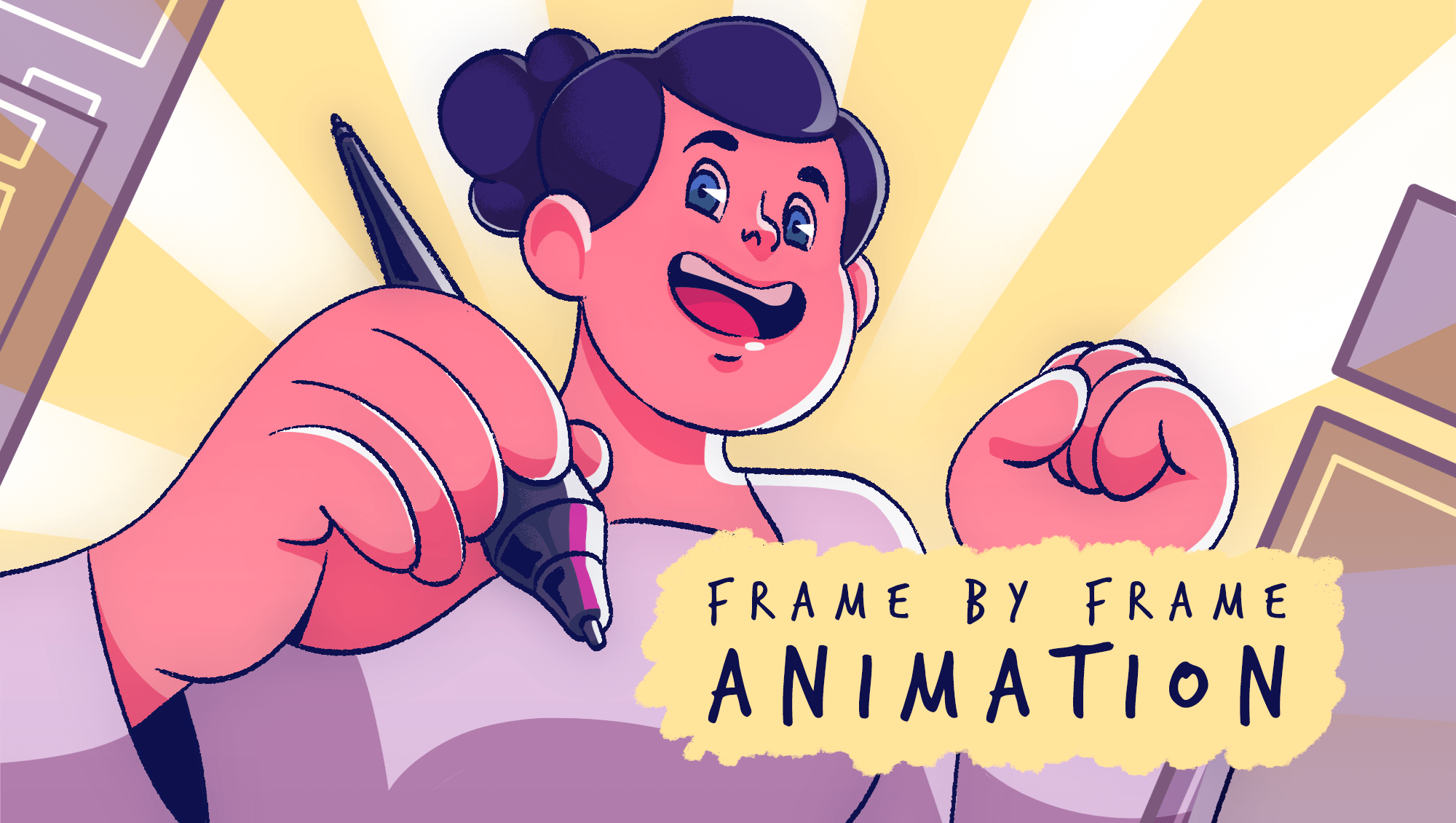 AeJuice - Frame by Frame Animation