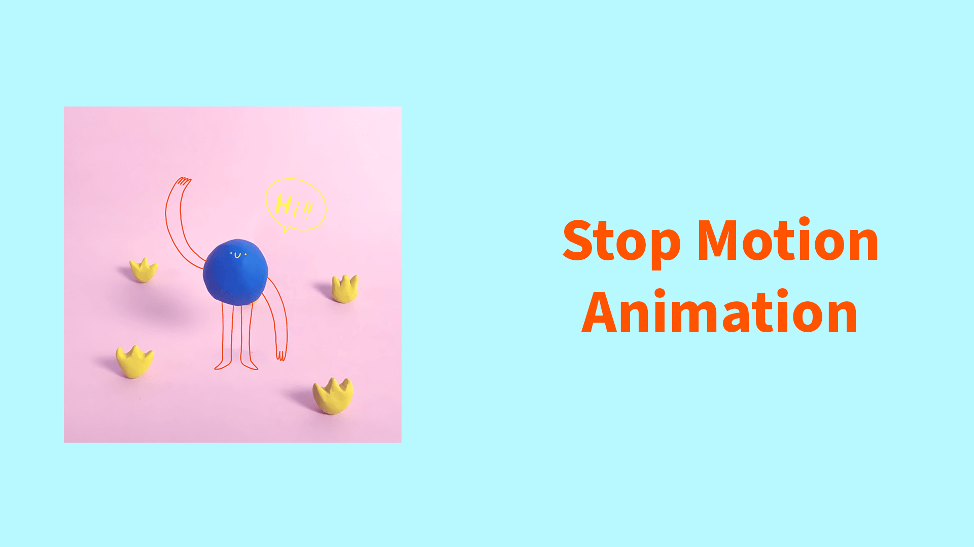 AeJuice - Stop Motion Animation