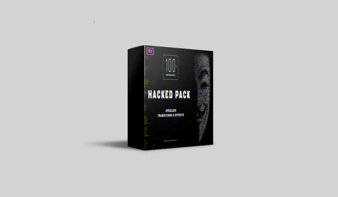 Bjkproduction - 100+ Premiere Pro HACKED PACK – Overlays, Transitions & Effects