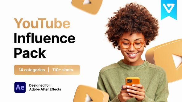 EasyEdit Viewer Youtube Pack Influence 33091756