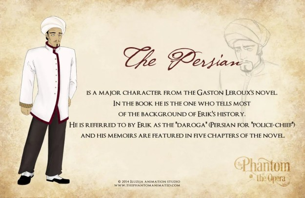 The persian