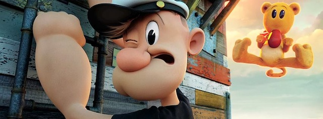 Popeye SNEAK PEEK  (2016) - Sony Animation