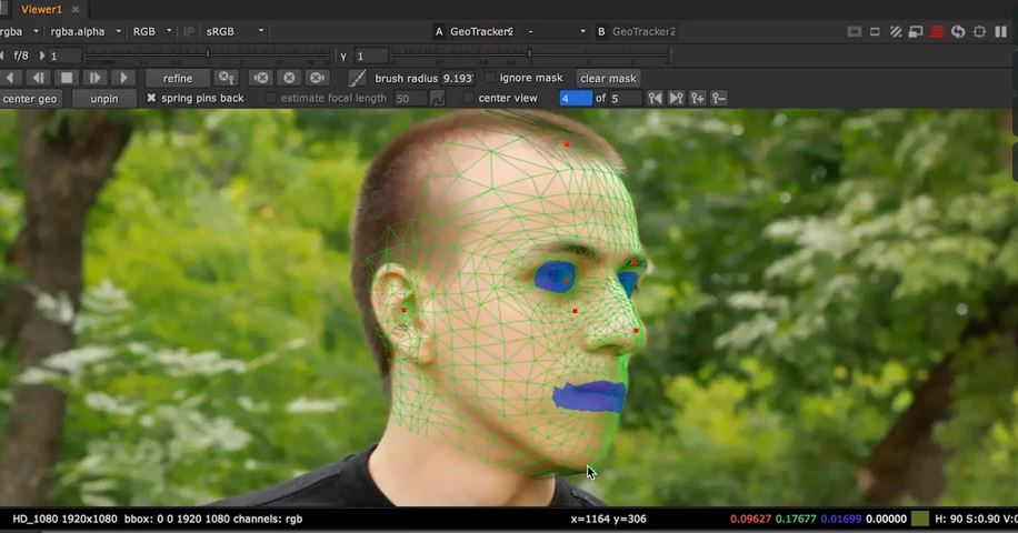 Download GeoTracker Beta v5 2 for NUKE - VFX Serbia