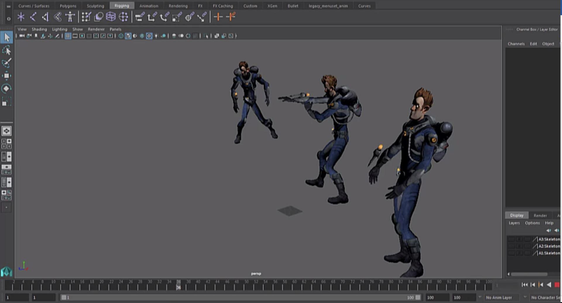 TRAINING FOR MAYA TECHNICAL DIRECTORS - VFX Serbia