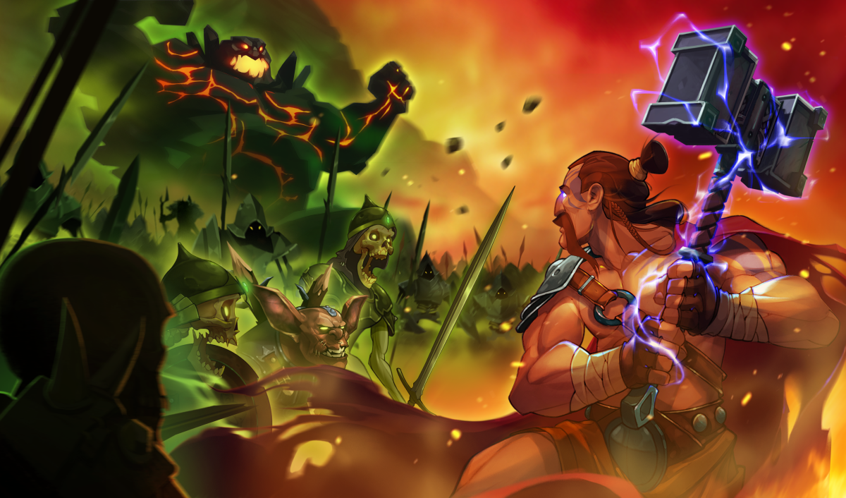 Wargaming and Mad Head Games Bring Legend, Loot, and Lore to the Action RPG Genre with Pagan Online