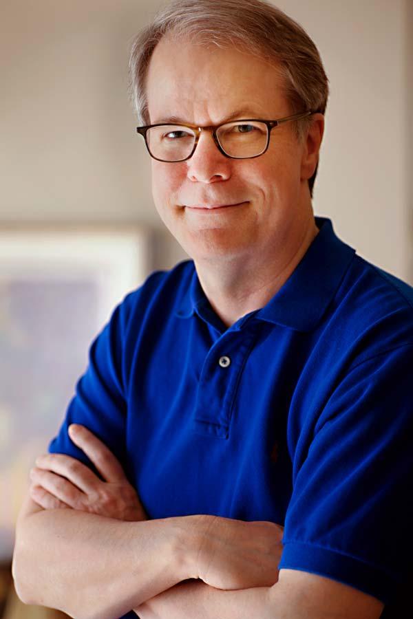 Scott Squires, VES. Photos courtesy of Scott Squires.