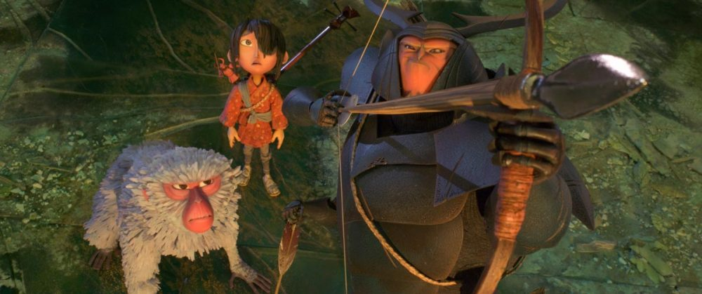 Kubo and the Two Strings was named Outstanding Visual Effects in a Photoreal Feature. (Photo credit: All photos copyright © Laika/Focus Features. All Rights Reserved.)