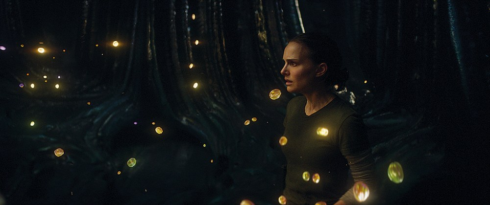 An Altered Realm of Being (and Beings) Haunt ANNIHILATION - VFX