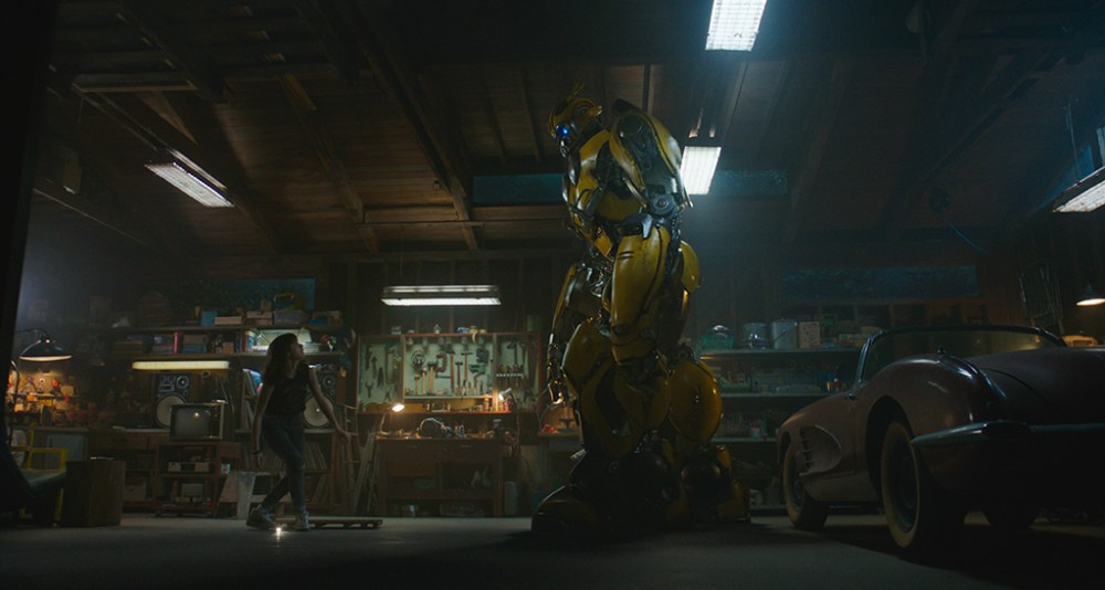 BUMBLEBEE's Visual Journey Brings New Heart and Soul to