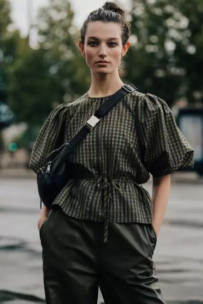 Streetstyle с Недели моды в Копенгагене