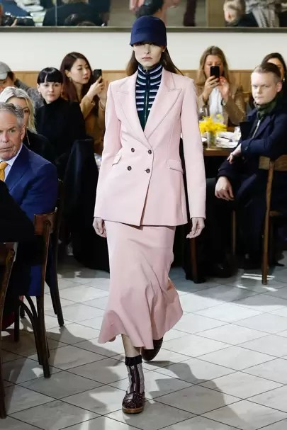 4. The skirt suit