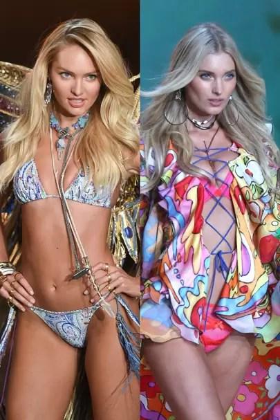 Elsa Hosk Victorias Secret Angel Compared To Candice
