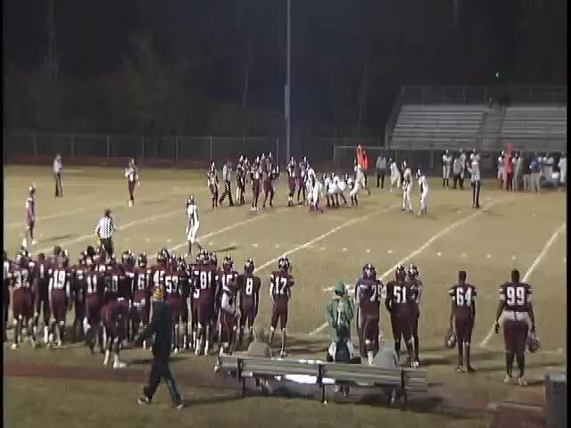 Raleigh Egypt High School Football