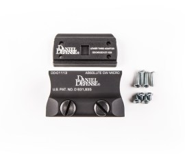 Daniel Defense Aimpoint Micro Mount (Absolute Co-Witness)