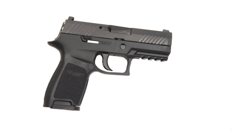 Sig 320 Side View (1 of 1)