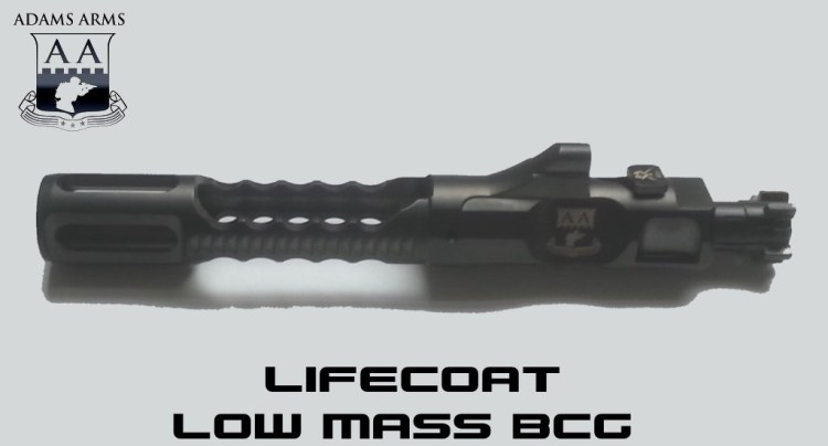 adams arms low mass bolt carrier group