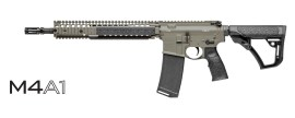 Daniel Defense M4A1 Rifle Deep Woods Green