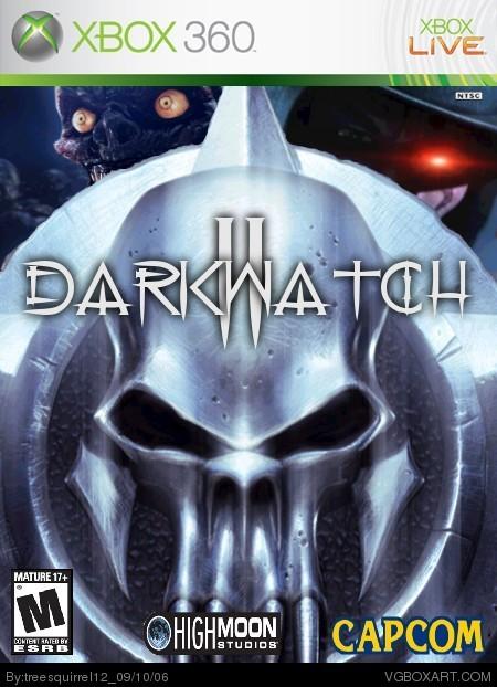 Darkwatch 2 Xbox 360 Box Art Cover By Treesquirrel12