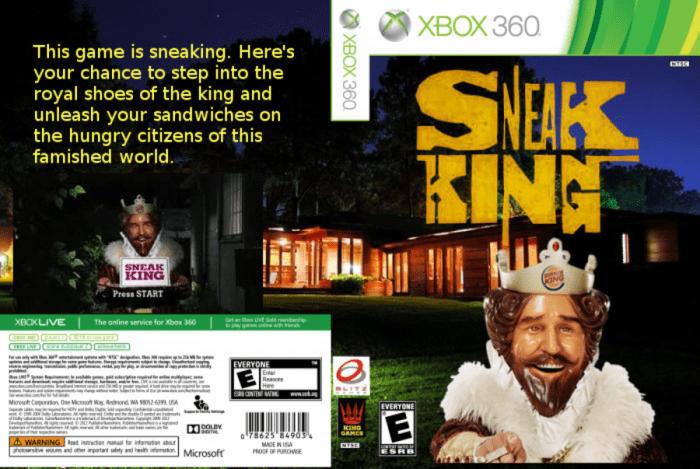 Restaurant Games Xbox One
